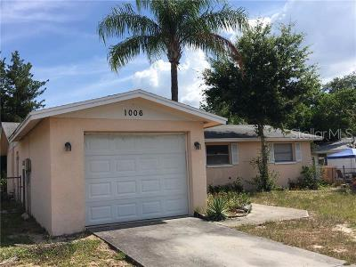 Tarpon Springs Single Family Home For Sale: 1006 Windsor Hill Way