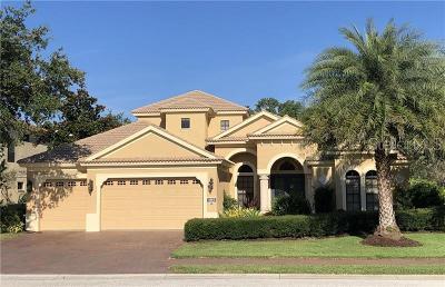 Sarasota Single Family Home For Sale: 4584 Tuscana Drive