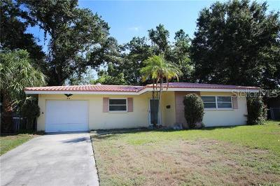 Clearwater Single Family Home For Sale: 1452 Spring Lane