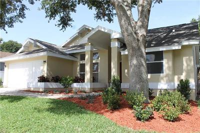 Tarpon Springs Single Family Home For Sale: 1682 Winners Circle