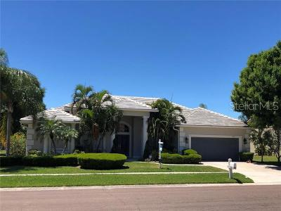 Single Family Home For Sale: 5311 E Longboat Boulevard