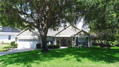Tarpon Springs Single Family Home For Sale: 1828 Lexington Place