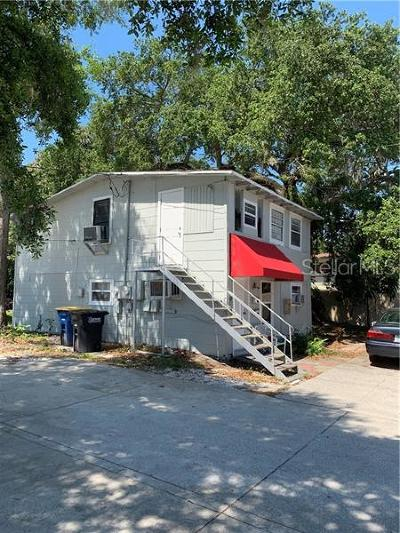 Pinellas County Multi Family Home For Sale: 1013 Drew Street