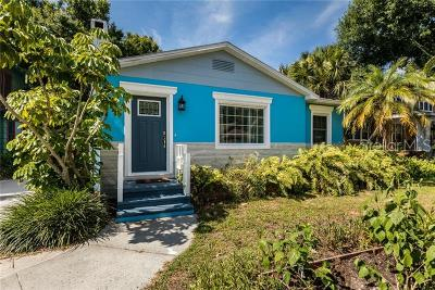 St Petersburg Single Family Home For Sale: 636 37th Avenue S