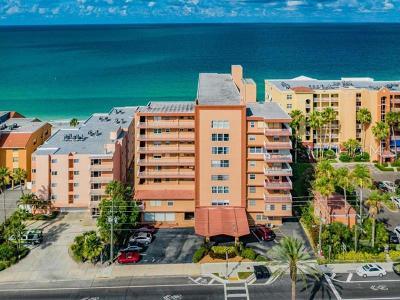 North Redington Beach Condo For Sale: 16400 Gulf Boulevard #702