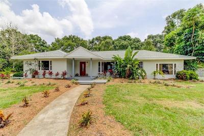 Clearwater Single Family Home For Sale: 717 N Glenwood Avenue
