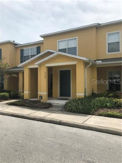 Clearwater Townhouse For Sale: 2080 Sun Down Drive