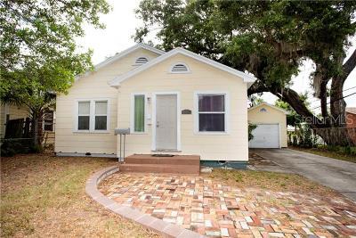 St Petersburg Single Family Home For Sale: 1946 Walton Street S