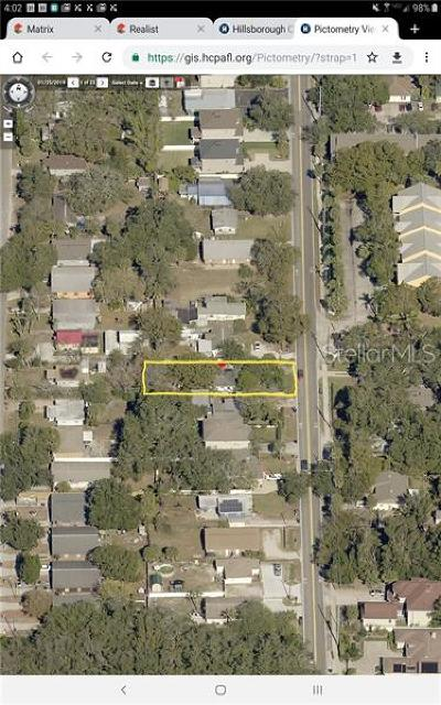 Hernando County, Hillsborough County, Pasco County, Pinellas County Residential Lots & Land For Sale: 6321 S Macdill Avenue