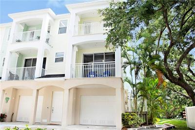 Indian Rocks Beach Condo For Sale: 512 1st Street #112