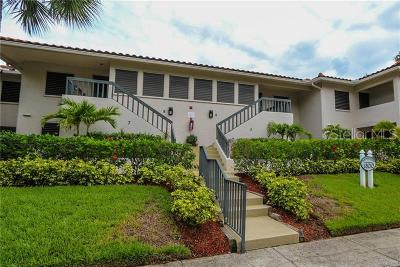 Tarpon Springs Condo For Sale: 1800 Mariner Drive #6