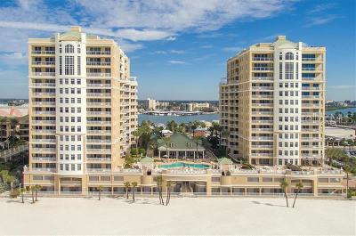 Clearwater Beach Condo For Sale: 10 Papaya Street #904