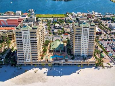 Clearwater, Clearwater Beach Condo For Sale: 10 Papaya Street #403