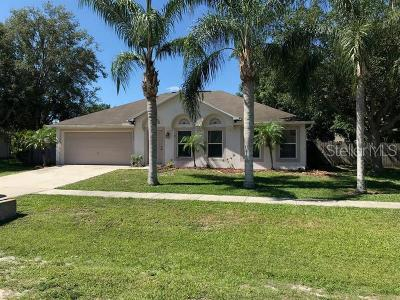 Brevard County Single Family Home For Sale: 3291 Craggy Bluff Place