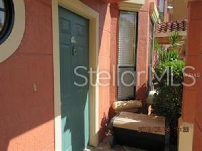 Clearwater Townhouse For Sale: 2722 Via Tivoli #415B