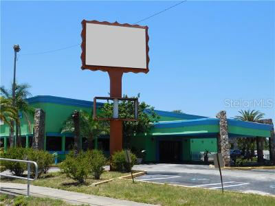Pinellas County Commercial For Sale: 38954 Us 19 Highway N