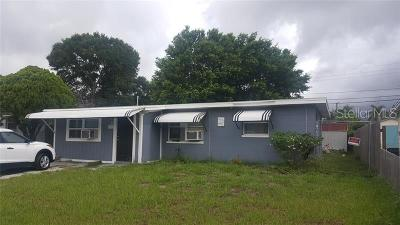 Largo Single Family Home For Sale: 10537 114th Terrace