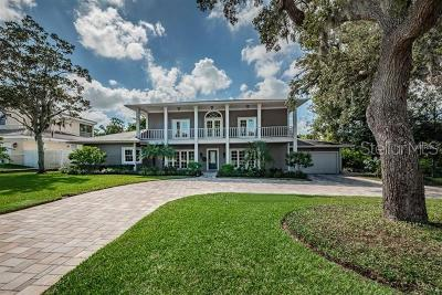 Belleair Single Family Home For Sale: 103 Manatee Road
