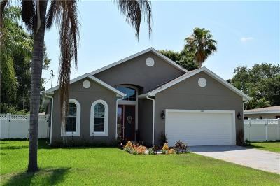 Palm Harbor Single Family Home For Sale: 4823 Blue Jay Circle