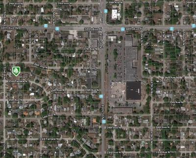 St Petersburg Residential Lots & Land For Sale: 35th Terrace N
