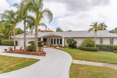 Belleair Single Family Home For Sale: 415 Poinsettia Road