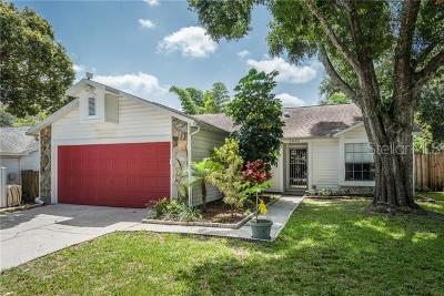 Palm Harbor Single Family Home For Sale: 2832 Wesleyan Drive