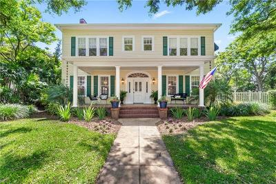 Tampa Single Family Home For Sale: 2632 W Prospect Road