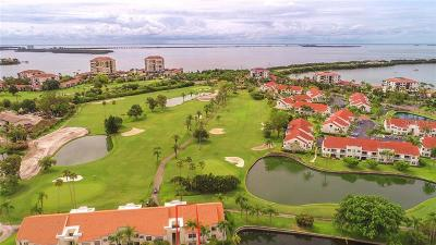 St Petersburg Condo For Sale: 6131 Bahia Del Mar Boulevard #241