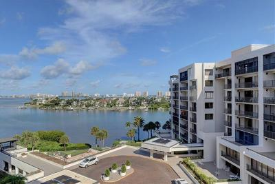 Belleair Condo For Sale: 8 Belleview Boulevard #402