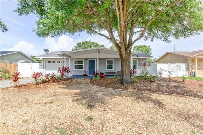 Pinellas Park Single Family Home For Sale: 6960 52nd Street N