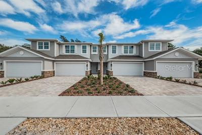 New Port Richey Townhouse For Sale: 5351 Riverwalk Preserve Dr