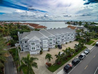 St Pete Beach Townhouse For Sale: 209 46th Avenue