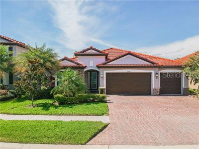 Palm Harbor Single Family Home For Sale: 2609 Grand Cypress Boulevard