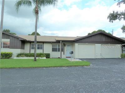 Dunedin Villa For Sale: 1421 Heather Ridge Boulevard #1421