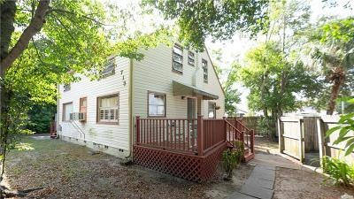 Dunedin Single Family Home For Sale: 715 Bay Street