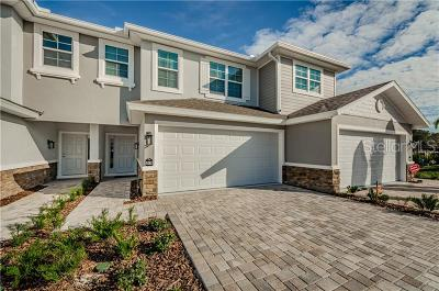 New Port Richey Townhouse For Sale: 5464 Riverwalk Preserve Drive