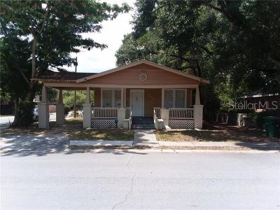 Tampa Single Family Home For Sale: 3202 E 22nd Avenue