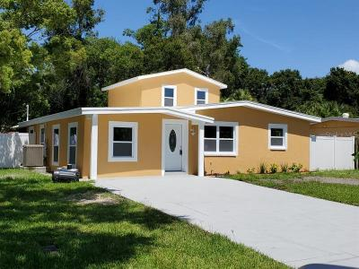 Pinellas Park Single Family Home For Sale: 6470 64th Way N