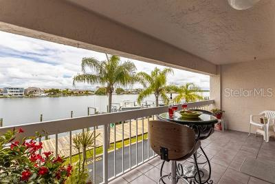 Clearwater, Cleasrwater, Clearwater` Condo For Sale: 640 Bayway Boulevard #102