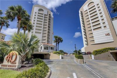 Clearwater Condo For Sale: 450 S Gulfview Boulevard #1508