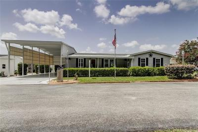 Dade City Mobile/Manufactured For Sale: 39424 Mondo Drive