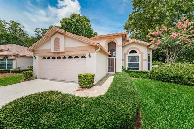 Tarpon Springs Single Family Home For Sale: 3777 Nottingham Drive