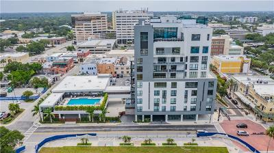 Clearwater Condo For Sale: 5 N Osceola Avenue #402