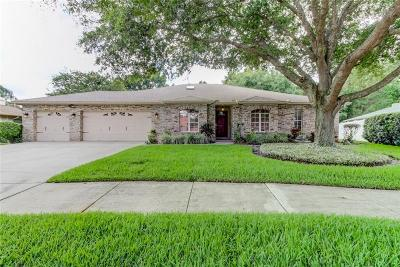 Palm Harbor Single Family Home For Sale: 3436 Brian Road S