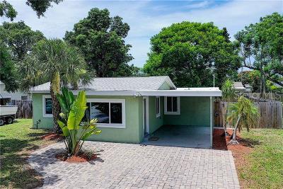 St Petersburg Single Family Home For Sale: 5144 101st Street N