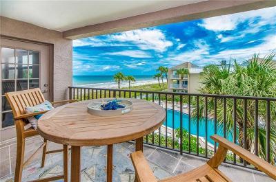 Belleair Beach Condo For Sale: 3210 Gulf Boulevard #306