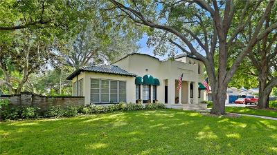 Gulfport Single Family Home For Sale: 6261 14th Avenue S