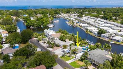 Crystal Beach Single Family Home For Sale: 90 Lorraine Street