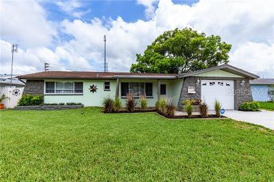 Holiday Single Family Home For Sale: 5604 Dolores Drive