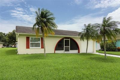 Clearwater Single Family Home For Sale: 4150 105th Avenue N